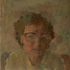 7.Portrait of artist's mother, 1975