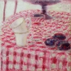 7.Checked Tablecloth, 2007